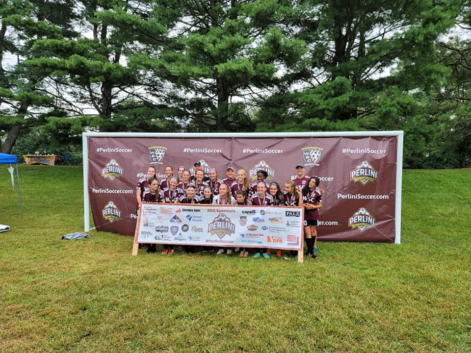 Congrats to the WSC 2007 Girls Strikers Team
