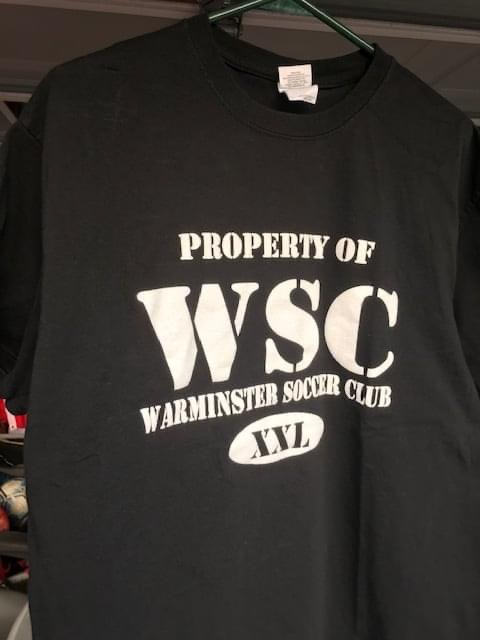 Property of WSC Shirt $5