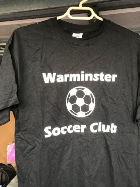 WSC Black T-Shirt $5