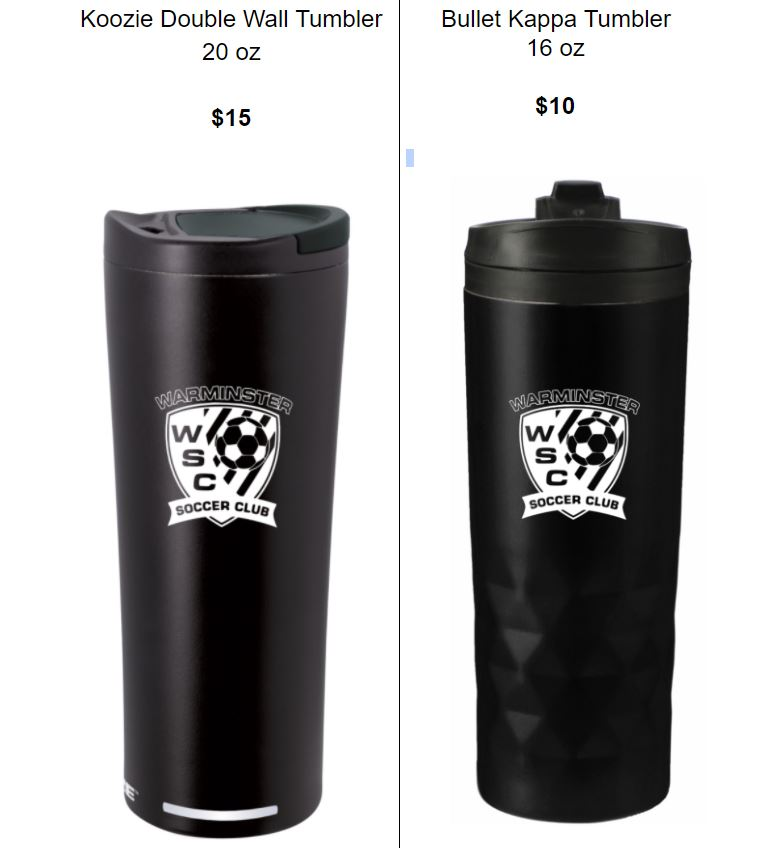 Warminster Soccer Club Tumblers